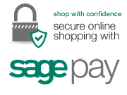 Secure online payments with SAGEPAY